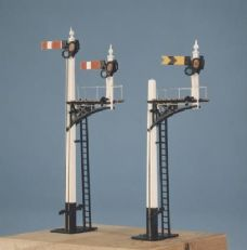 PECO GWR Bracket/Junction Unpainted Signal Kits